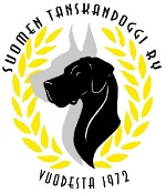 Suomen Tanskandoggi Yhdistys Ry / Finish Great Dane Club Member since 1989